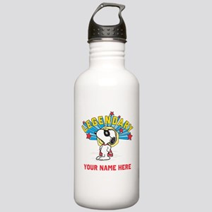 Snoopy Legendary Perso Stainless Water Bottle 1.0L