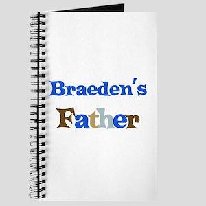 Braeden's Father Journal