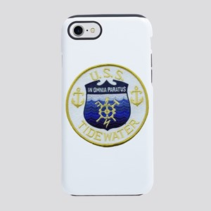 USS TIDEWATER iPhone 8/7 Tough Case