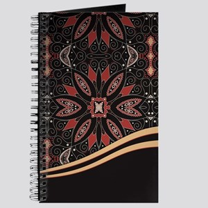 Abstract Floral Journal