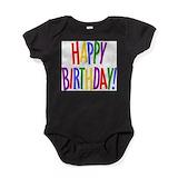 Birthday Bodysuits