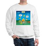 Underwater Campfire Sweatshirt