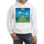 Underwater Campfire Hooded Sweatshirt