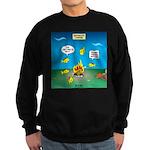 Underwater Campfire Sweatshirt (dark)