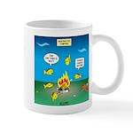 Underwater Campfire Mug