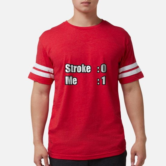 Stroke survivor gifts merchandise stroke survivor gift ideas i beat my stroke t shirt negle Choice Image