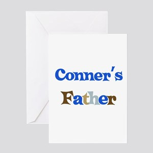 Conner's Father Greeting Card