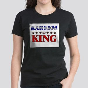 KAREEM for king Women's Dark T-Shirt