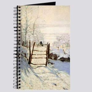 Magpie by Monet Journal