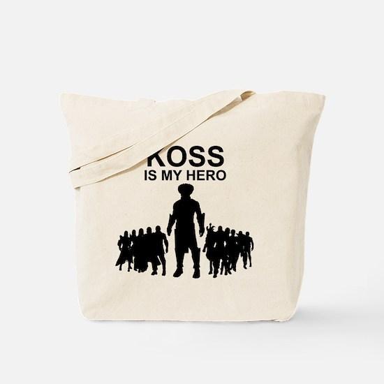 Koss Tote Bag