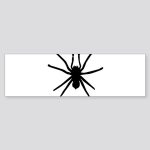 Spider Bumper Sticker