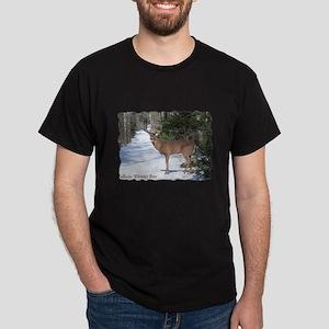 Winter Buck Dark T-Shirt