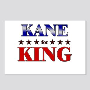 KANE for king Postcards (Package of 8)