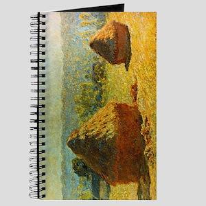 Haystacks by Monet Journal