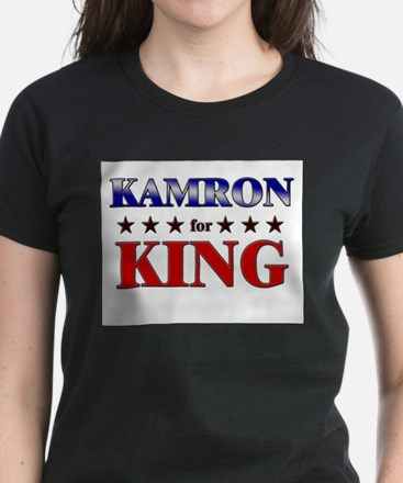 KAMRON for king Women's Dark T-Shirt