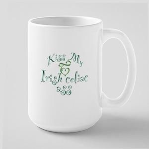 Kiss My Irish Celiac A** Mug Mugs