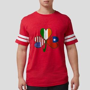 Shamrock of China Taiwan T-Shirt