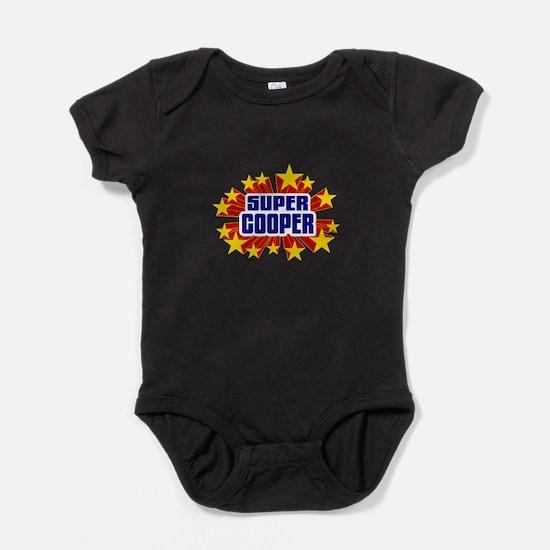 Cooper the Super Hero Body Suit