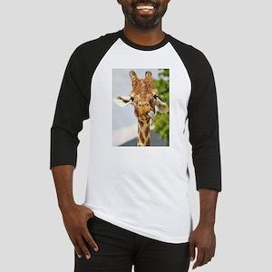 Funny giraff Baseball Jersey