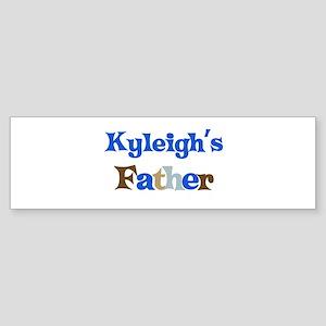 Kyleigh's Father Bumper Sticker
