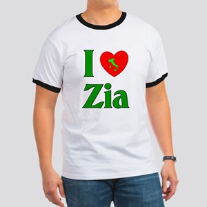 I (heart) Love Zia Ringer T