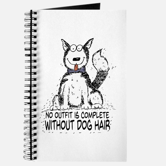 Cute Dog saying Journal
