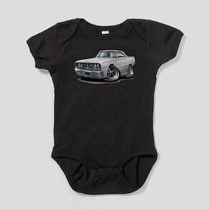1966 Coronet White Car Infant Bodysuit Body Suit