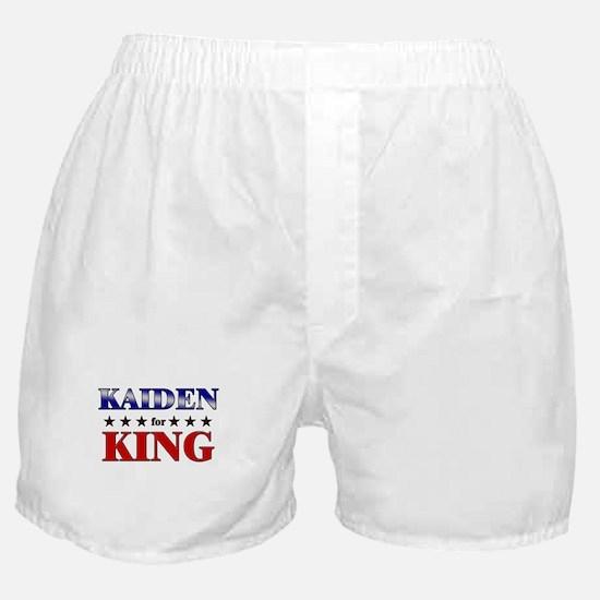 KAIDEN for king Boxer Shorts