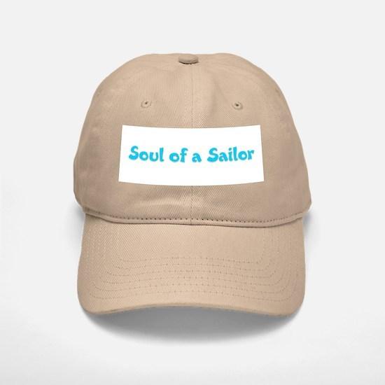 Soul of a Sailor Baseball Baseball Cap