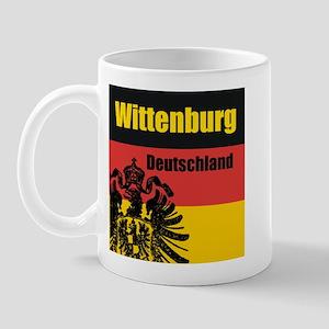 Wittenburg Deutschland Mug