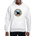 NCBMDCO Logo Hooded Sweatshirt