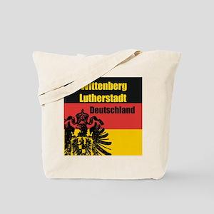 Wittenberg Lutherstadt Deutsc Tote Bag