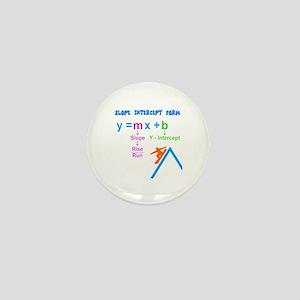 Slope Intercept Form Mini Button