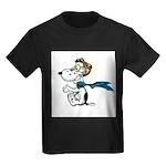 Crazy Dog Kids Dark T-Shirt