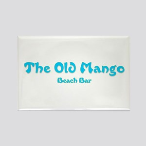 The Old Mango Rectangle Magnet
