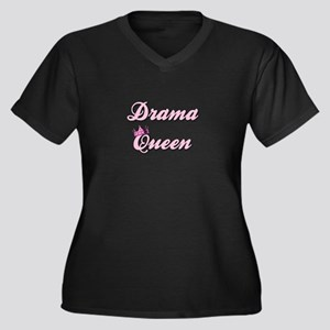 Drama Queen Plus Size T-Shirt