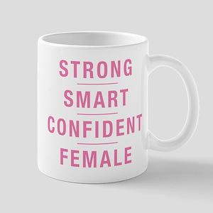 Strong Smart Confident Female Mug