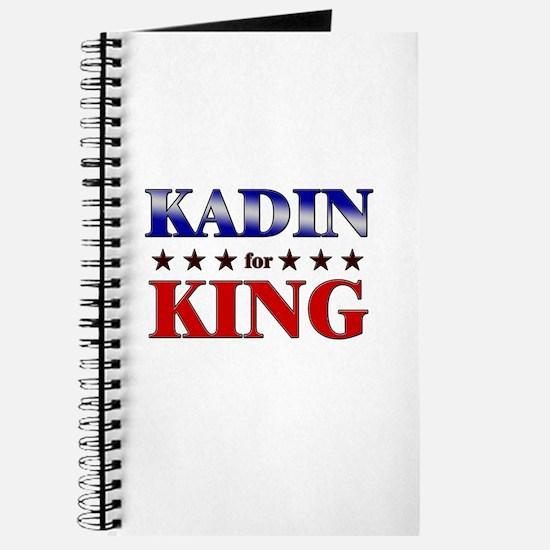 KADIN for king Journal