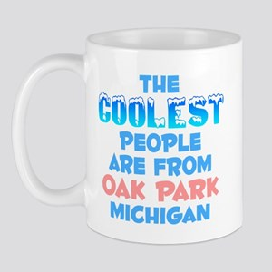 Coolest: Oak Park, MI Mug
