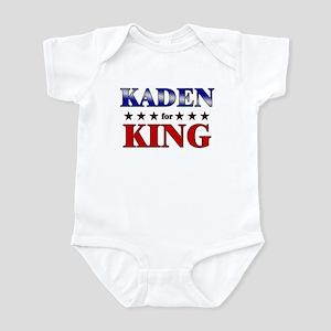 KADEN for king Infant Bodysuit