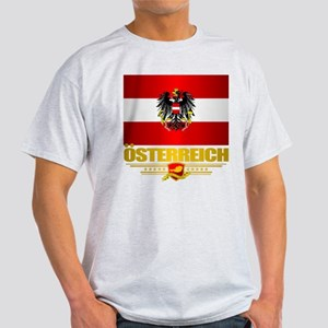 Austrian Flag & COA T-Shirt