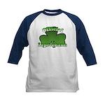 Official Leprechaun Kids Baseball Jersey