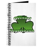 Official Leprechaun Journal