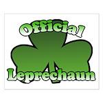 Official Leprechaun Small Poster