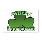 Official Leprechaun Mini Poster Print