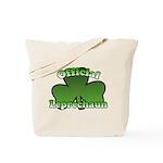 Official Leprechaun Tote Bag