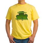 Official Leprechaun Yellow T-Shirt