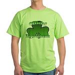 Official Leprechaun Green T-Shirt
