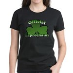 Official Leprechaun Women's Dark T-Shirt