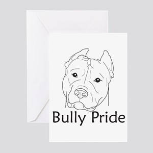 Bully Pride Greeting Cards (Pk of 10)